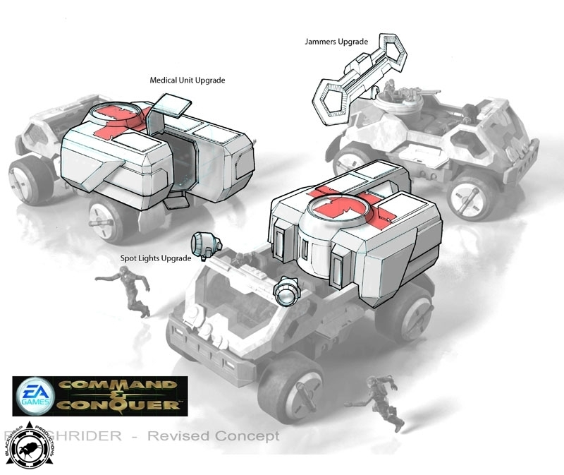 Blacksheep Productions Command And Conquer X
